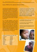Annual Report 2009 - Starfish Greathearts Foundation - Page 6