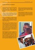 Annual Report 2009 - Starfish Greathearts Foundation - Page 7