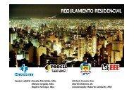 Etiquetagem residencial - Laboratório de Eficiência Energética em ...