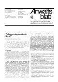 Heft 2 65-144 - Anwaltsblatt - Seite 5