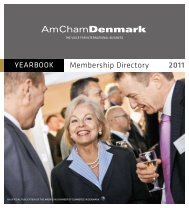 AmCham Yearbook - 2011 (8 MB) - American Chamber of ...