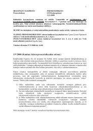 OTM/JM 12.5.2008 kysymykset ja vastaukset - Helsinki.fi