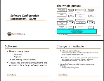 software configuration management research paper It management research,  and reduce costs with network configuration automation  white paper prepared for bmc software july 2008.