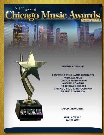 to view magazine in pdf - Martin International, Chicago Music ...