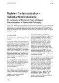 Hvad motiverer bureaukrater? Nazisten fra den sorte skov ... - Libertas - Page 3