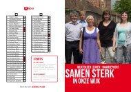 in onze wijk - Leuven - SP.a