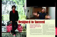 Indian Americans: Designed to Succeed, SPAN May/June 2008