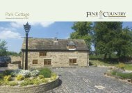 Park Cottage - Fine & Country