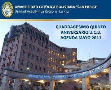 3 - U.C.B. - Universidad Católica Boliviana