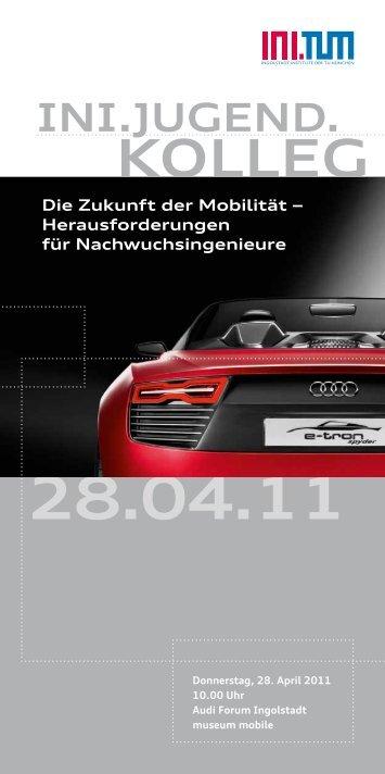 KOLLEG - Audi