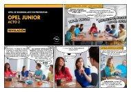 OPEL Junior Opus 2 (ES) - Opel Media