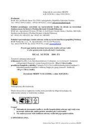 pobierz ulotk? .pdf 139KB - OSADKOWSKI CEBULSKI Sp. z o.o.