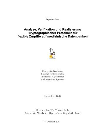 Download - Karlsruher Institut für Technologie (KIT) - Institut für ...