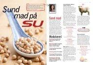 Sund mad på SU - Nanna Stigel