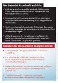 Chancen der Erneuerbaren Energien nutzen - Uta Zapf - Seite 2