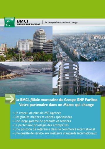 BMCI pôle… - BNP Paribas