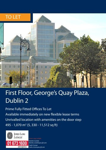 First Floor, George's Quay Plaza, Dublin 2 - MyHome.ie