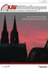 wir wünschen eine geruhsame adventszeit - Kölner Anwaltverein