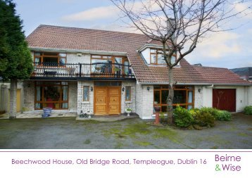 Beechwood House, Old Bridge Road, Templeogue ... - MyHome.ie