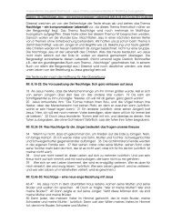 Thema 18: Nachfolge Jesu – ein ... - Anskar Kirche Deutschland