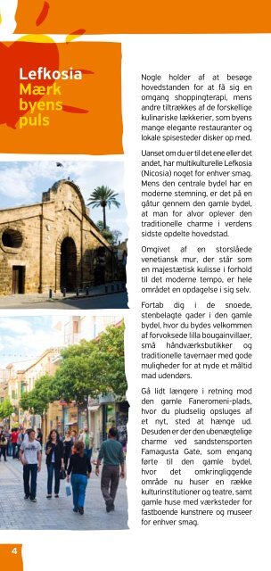 CYPERN - Cyprus Tourism Organisation