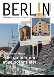 BERL!N nr. 4/2012 - EgnsINVEST Ejendomme Tyskland A/S