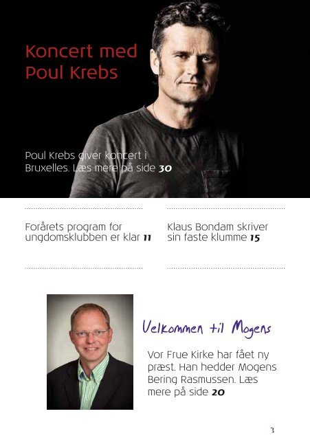 Stage i kirken Ny præst på vej - dsuk.dk