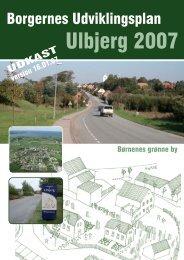 Borgernes Udviklingsplan - Ulbjerg Landsby
