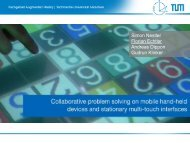 Collaborative Problem Solving on Mobile Hand-Held Devices and ...
