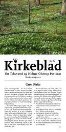 Kirkeblad_83 - Toksværd Holme-Olstrup Pastorat
