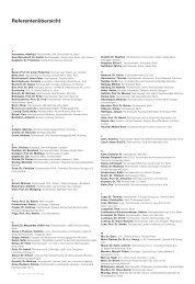 Referentenübersicht - Deutscher Anwaltverein