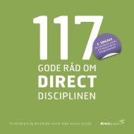 disciplinen - Direct Gruppen