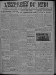 17 janvier 1925 - Bibliothèque de Toulouse