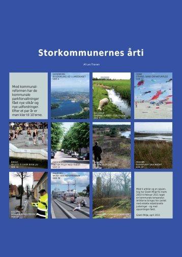 Storkommunernes årti - Grønt Miljø