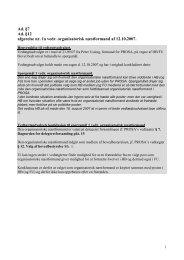 afgørelser fra 2007 til 2. september 2010 [pdf] - Prosa