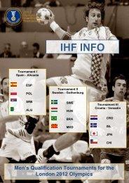 Info Brochure - IHF