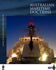AUSTRALIAN MARITIME DOCTRINE - Royal Australian Navy