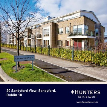 20 Sandyford View, Sandyford, Dublin 18 - MyHome.ie