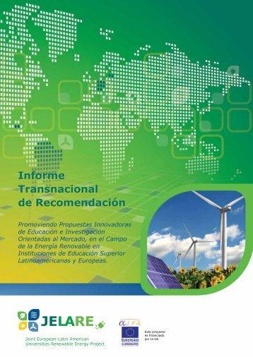 Informe de Recomendaciones - U.C.B. - Universidad Católica ...