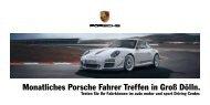 Download Infobroschüre als PDF - Porsche Zentrum Berlin-Potsdam