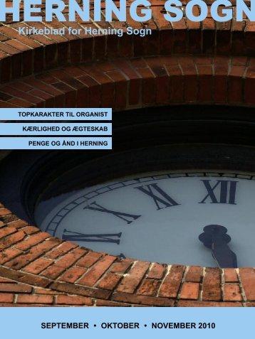 Kirkeblad nr. 3 2010.indd - Herning Kirkes hjemmeside