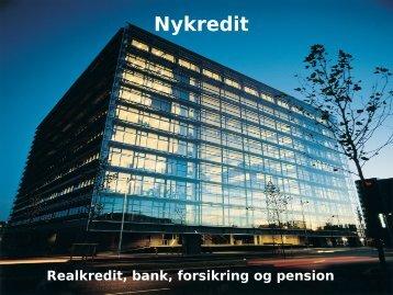 Nykredit - Handelshøjskolen, Aarhus Universitet