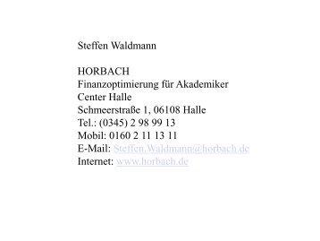 Einführung - Positron Annihilation in Halle