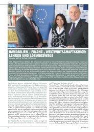 immobilien-, finanz-, weltwirtschaftskrise: lehren und ... - EIIW