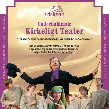 Kirkeligt Teater - Kirketeateret
