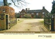 Felden House, Sheethanger Lane, Felden ... - Fine & Country