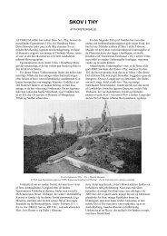 Balle, Thorstein: Skov i Thy - Thisted Museum
