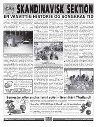 EN VANVITTIG HISTORIE OG SONGKRAN TID - Pattaya People