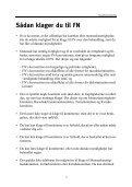 Sådan klager du til FN - Justitsministeriet - Publikationer - Page 4
