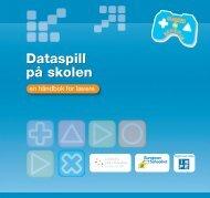 Dataspill på skolen - Games in Schools - European Schoolnet